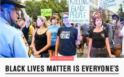 Black Lives Matter is Everyone's Fight