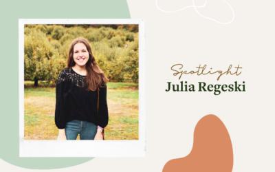 Creative Spotlight: Julia Regeski