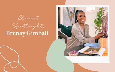 Client Spotlight: Brenay Grimball