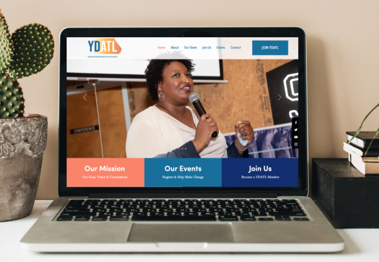 YDATL - New Website Design